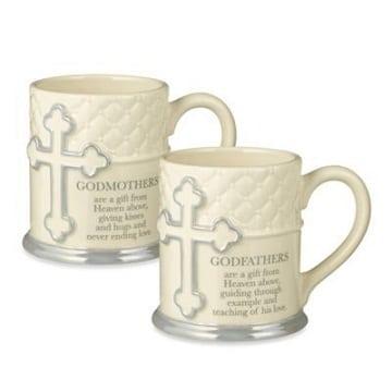 tazas de recuerdo para bautizo decoradas