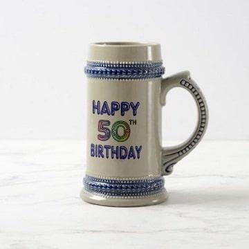 tazas decoradas para cumpleaños originales