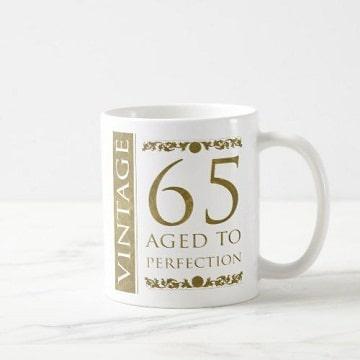 tazas decoradas para cumpleaños personalizadas
