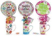 4 hermosas tazas decoradas para regalar en tus fiestas
