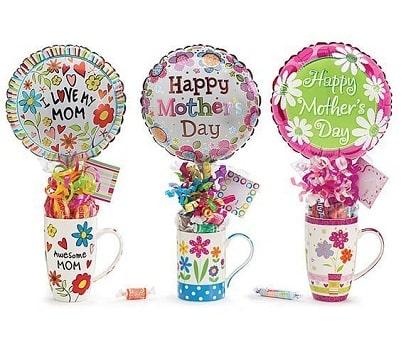 tazas decoradas para regalar a mama