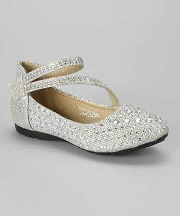 zapatos de primera comunion beige