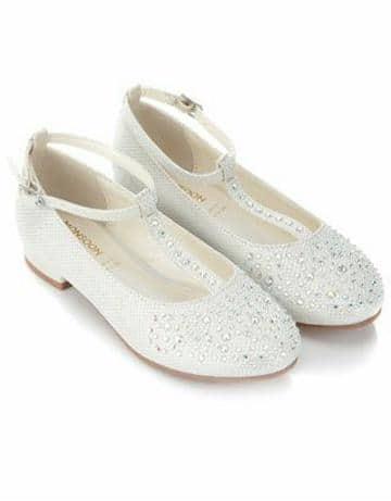 zapatos de primera comunion para niñas