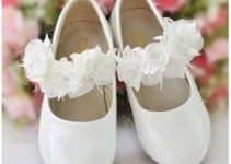 4 tiernos modelos de zapatos de primera comunion