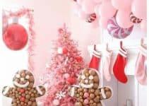 4 super ideas para una decoracion navideña con globos