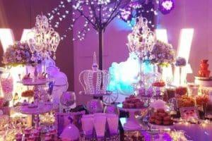 4 sencillas formas de como decorar una mesa de cumpleaños