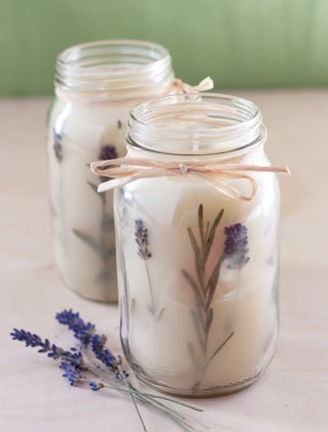 como hacer velas aromaticas facil