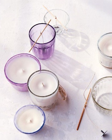 como hacer velas aromaticas paso a paso