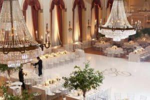 4 ideas fáciles de decoracion de local para matrimonio