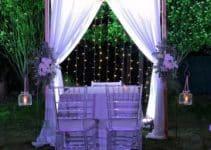 4 ideas para hacer decoracion de matrimonio civil