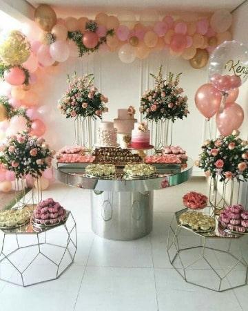 ideas de como decorar una mesa de cumpleaños