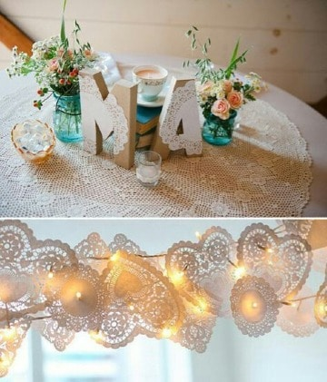 ideas de decoracion de matrimonio sencillo