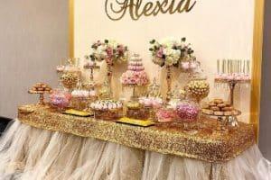 4 preciosas mesas decoradas para cumpleaños