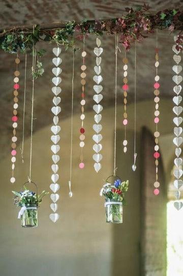 imagenes de decoracion de matrimonio sencillo