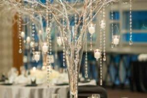4 tipos de decoracion de mesa de matrimonio