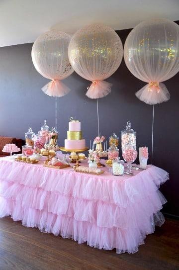imagenes de mesas decoradas para cumpleaños