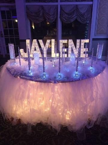 decoracion de velas para xv años original
