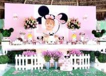 4 estilos de decoracion de minnie bebe
