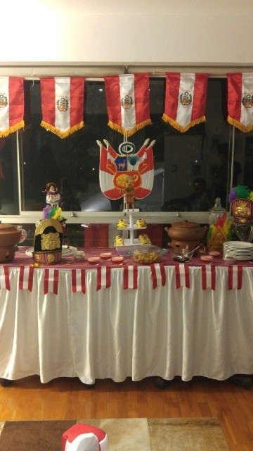 ideas de decoracion por fiestas patrias peru