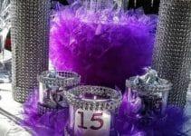 4 estilos de decoracion de velas para xv años