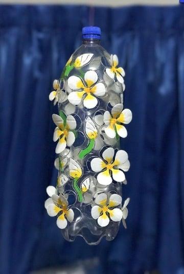 imagenes de faroles de botellas plasticas