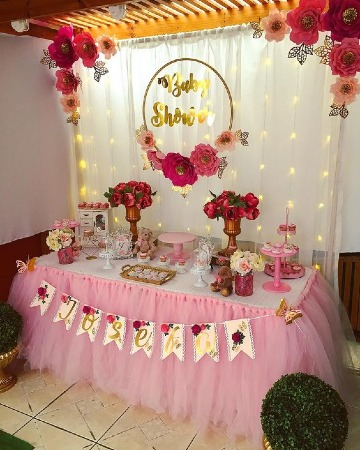 imagenes de baby shower niña original