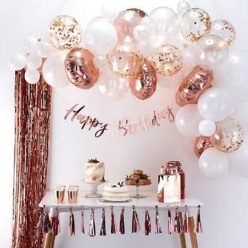imagenes de decoraciones simples para cumpleaños
