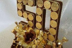 4 ideas para hacer regalos para bodas de oro