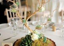 4 ideas increíbles para centros de mesa para matrimonio
