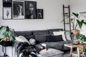Preciosas ideas para decoracion de salas pequeñas modernas
