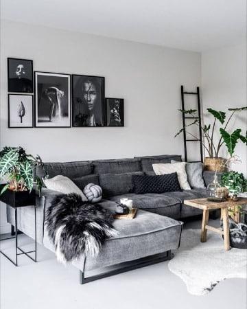 decoracion de salas pequeñas modernas y elegantes