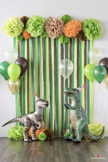 decoracion sencilla para cumpleaños de niños