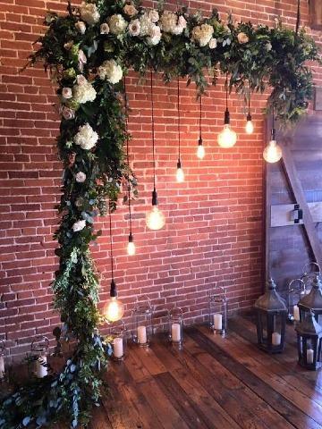 decoraciones de matrimonio en casa faciles