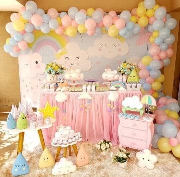ideas de decoracion de fiestas para niñas