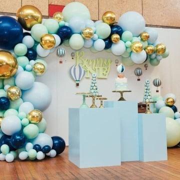 ideas para decoracion de fiestas para niños