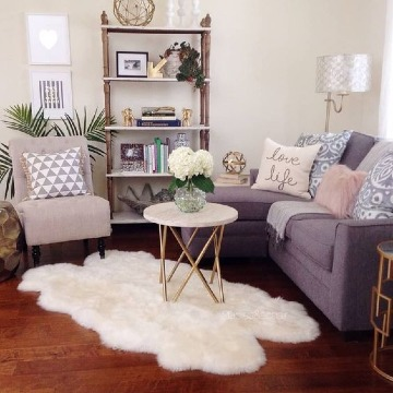 ideas para decoracion de salas pequeñas modernas