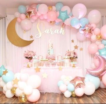 imagenes de decoracion de fiestas para niñas
