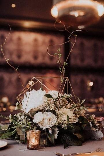 imagenes de decoracion de mesa para matrimonio