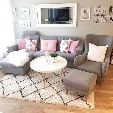 imagenes de decoracion de salas pequeñas modernas
