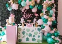 4 estilos de fiesta tematica tropical dentro de casa