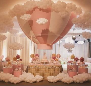 ideas de decoracion para baby shower mujer