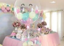 4 formas de hacer un decoracion de unicornio con globos