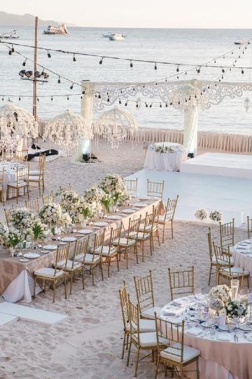 imagenes de matrimonio simbolico en la playa