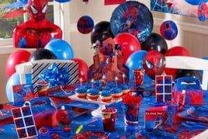 4 ejemplos para una decoracion del hombre araña