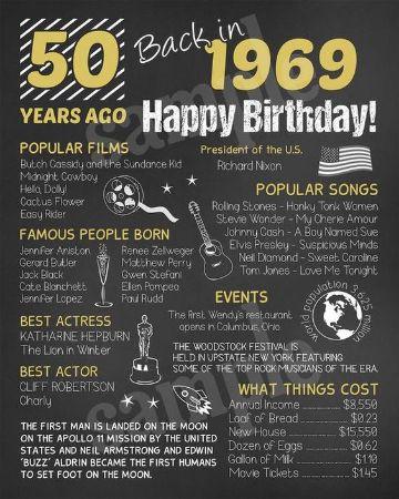 creativas tarjetas de invitacion 50 años
