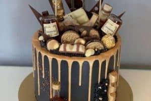 4 fantasticas ideas  sobre decoracion de tortas para hombres
