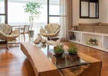 4 ideas para hacer una decoracion en madera rustica