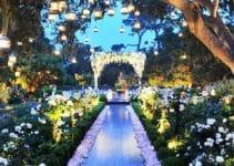 4 ideas para hacer unas bodas romanticas al aire libre