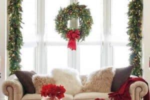 4 estilos de decoraciones navideñas para la casa