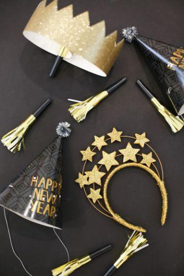 decoracion para año nuevo 2019 para fiestas